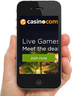 casino com south africa live games on cellphone