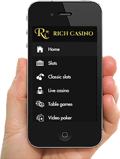 Rich Casino Slots for Cellphone