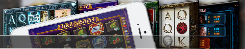 Mobile Slots on iPhone